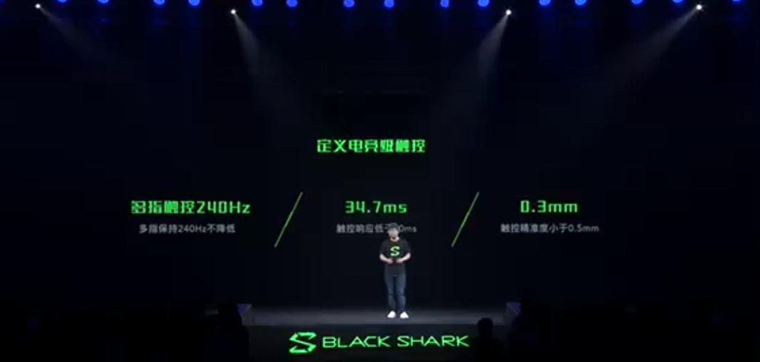 NextInput and Xiaomi Black Shark Bring the Best 3D Touch Screen Experience to Life